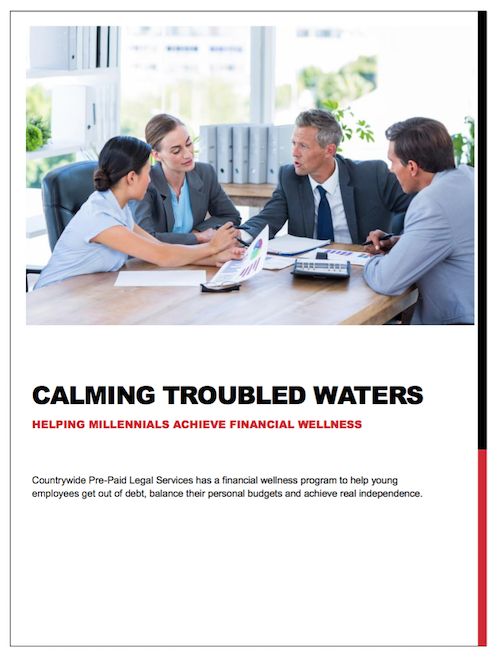 Calming Troubled Waters - Helping Millenials Achieve Financial Wellness