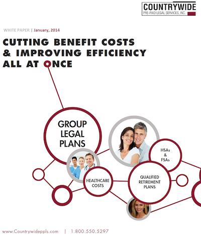 Cutting Benefit Costs & Improving Efficiency All At Once